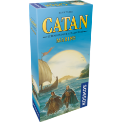 Catan – Extension Marins...