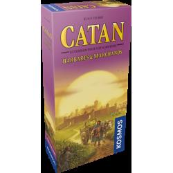 Catan – Extension Barbares...