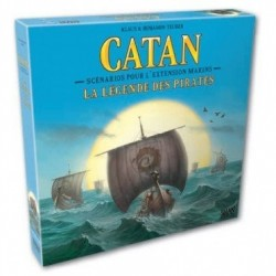 Catan – La Légende des Pirates