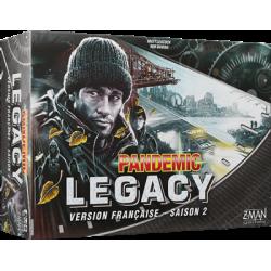 Pandemy Legacy – Saison 2 Noir