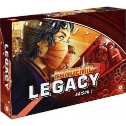 Pandemy Legacy – Saison 1...