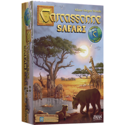 Carcassonne – Safari