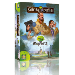 Ginkgopolis – The Experts