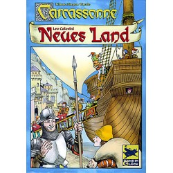 Carcassonne Neues Land