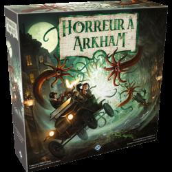 Horreur à Arkham V3- Le...