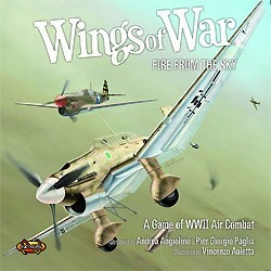 Wings of War – Fire from...
