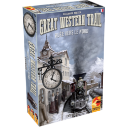 Great Western Trail – Ruée...