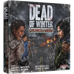 Dead of Winter – Colonies...