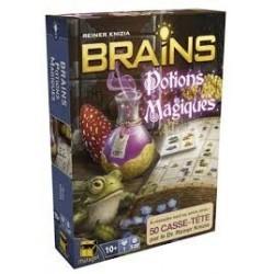 Brains – Potions Magiques