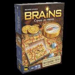 Brains – Chasse au Trésor