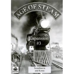 Age of Steam - Scandinavia...