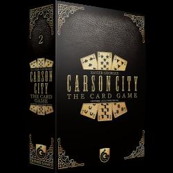 Carson City - Le Jeu de Cartes