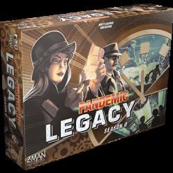 Pandemic Legacy – Saison 0