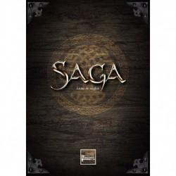 Saga - Livre de Règles