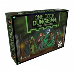 One Deck Dungeon – Forêt...
