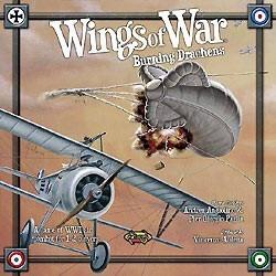 Wings of War - Burning...