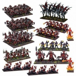 Abyssals Mega Army