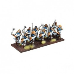 Basilea Sisterhood Infantry...