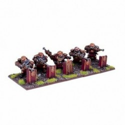 Dwarfs Sharpshooter Troop
