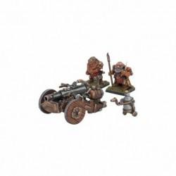 Dwarfs Ironbelcher Cannon /...
