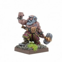Dwarfs Stone Priest