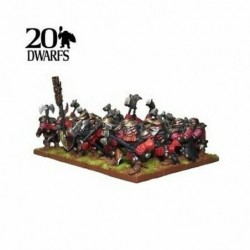 Dwarfs Shieldbreaker Regiment