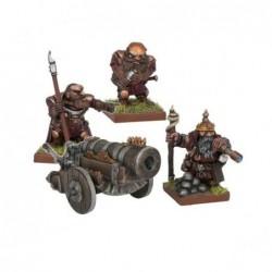 Dwarfs Bombard