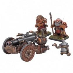 Dwarfs Flame Belcher