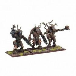 Elves Forest Shambler Regiment