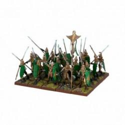 Elves Spearmen Regiment