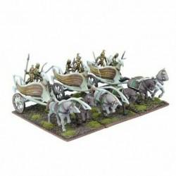 Elves War Chariots Regiment