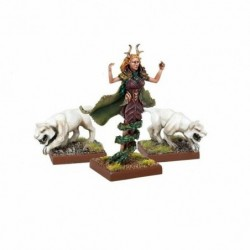 Elves The Green Lady