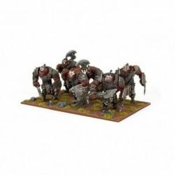 Ogres Warrior Horde