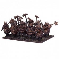 Abyssal Dwarfs Halfbreeds