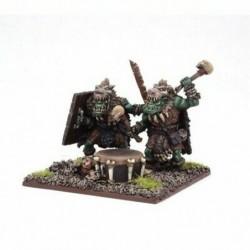 Orcs War Drum