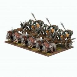 Orcs Chariot Regiment