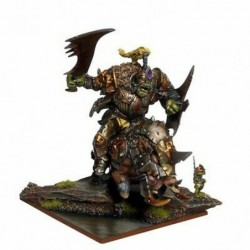 Orcs Krudger on Gore
