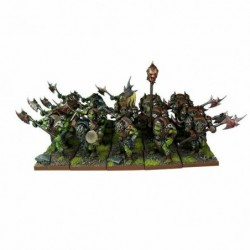 Orcs Greatax Regiment