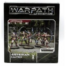 Warpath – Asterian Kalyshi