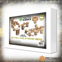 Sector 3 Fuel Storage Omega