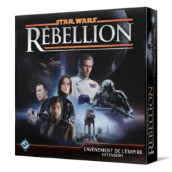 Star Wars Rébellion –...
