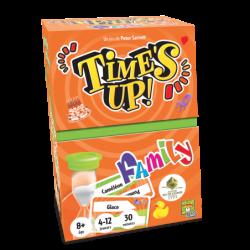 Time's Up – Family 2 Orange